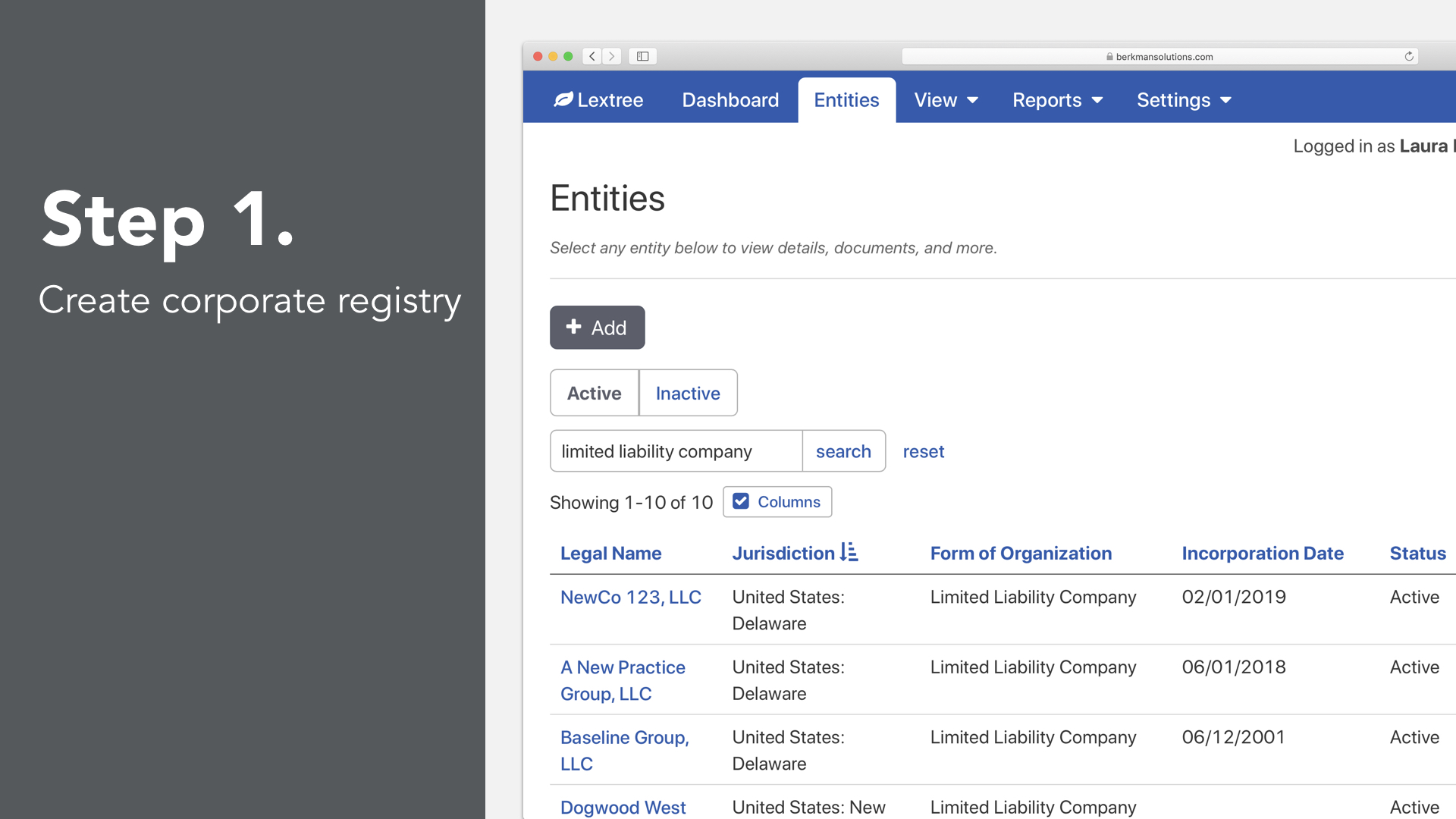 How To Manage Llc Structure In 6 Steps Legal Entity Management Articles